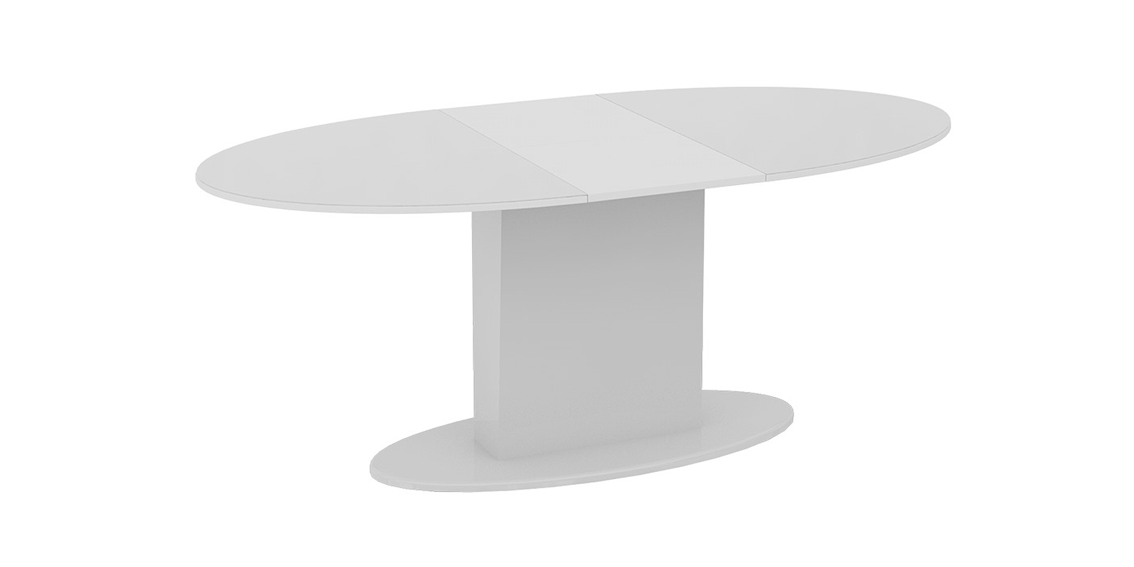 Стол обеденный Марсель (белый)