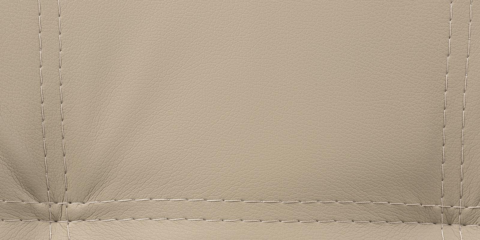 Диван тканевый угловой Атланта Luxe темно-бежевый вариант №3 (Экокожа) от HomeMe.ru