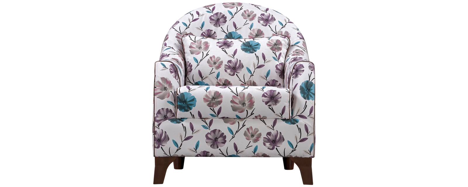 Кресло тканевое HomeMe от HomeMe.ru