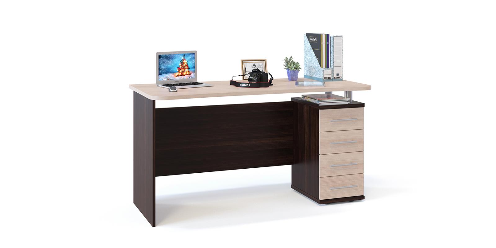 Стол компьютерный HomeMe Соло AFU0062000