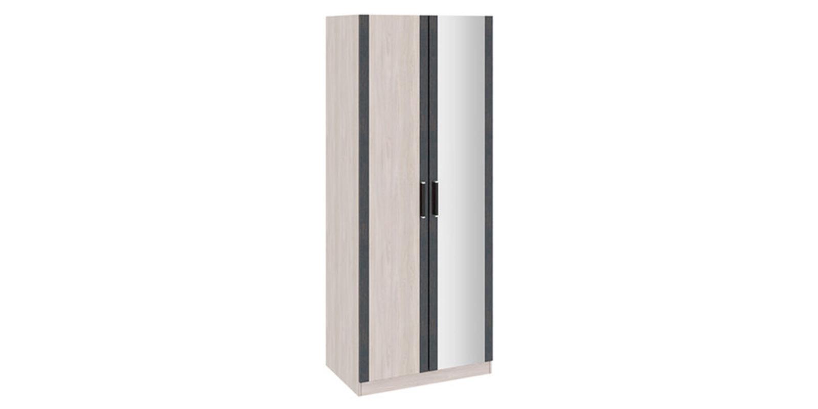 Шкаф распашной двухдверный HomeMe Калифорния ADZ0618000