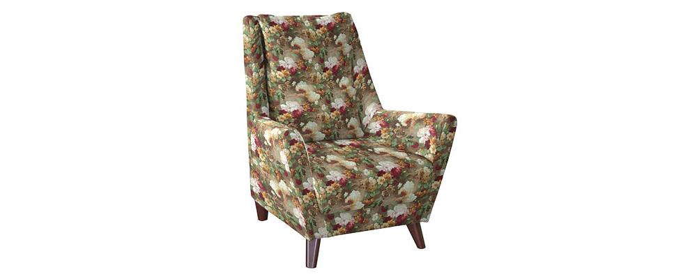 Кресло тканевое HomeMe Дали
