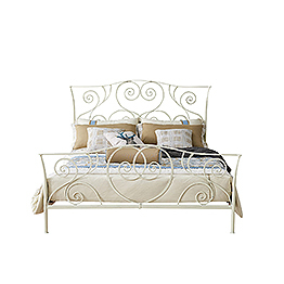 Металлические кровати 140х200 см