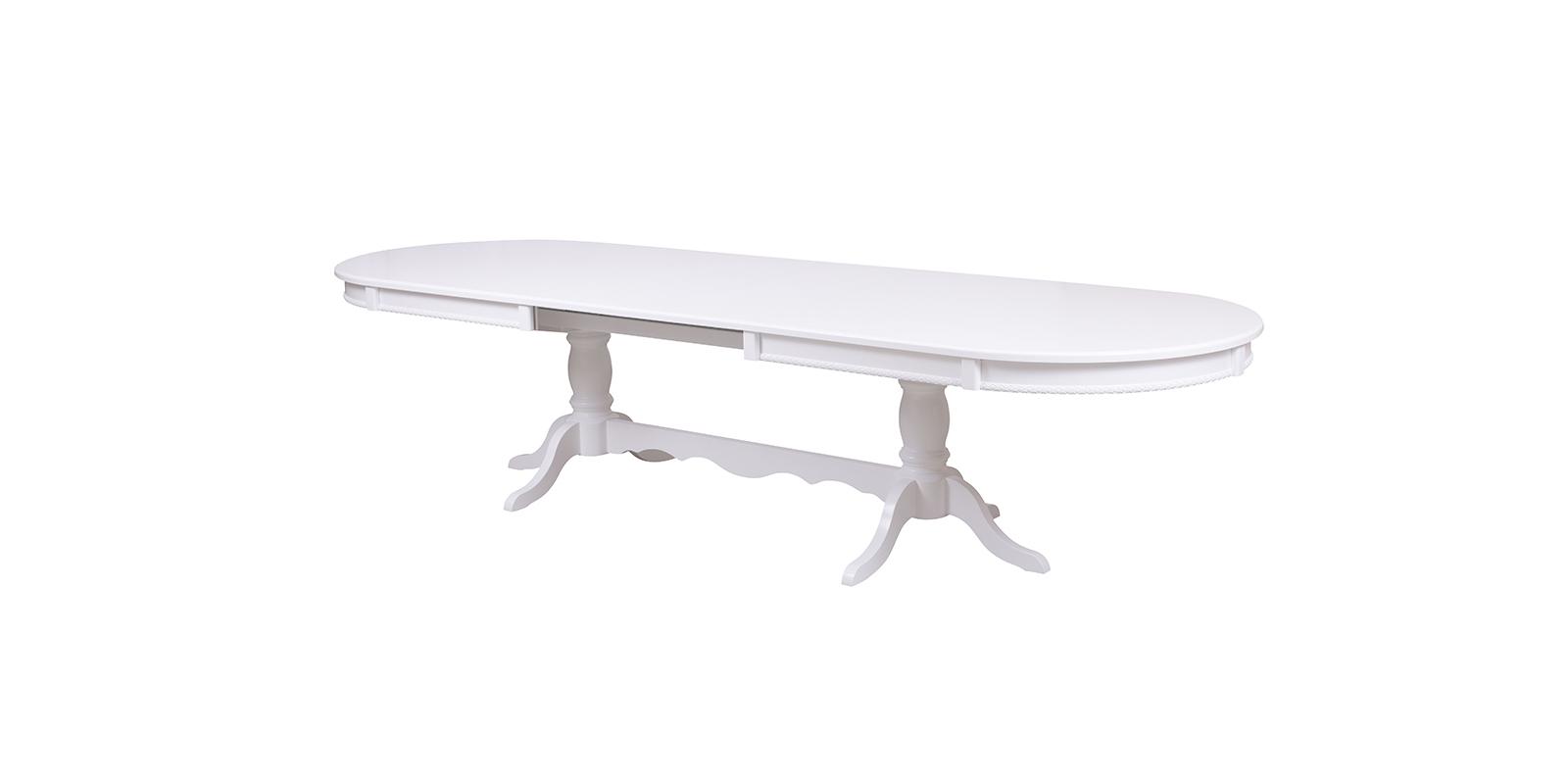 Обеденный стол Верона (белый)