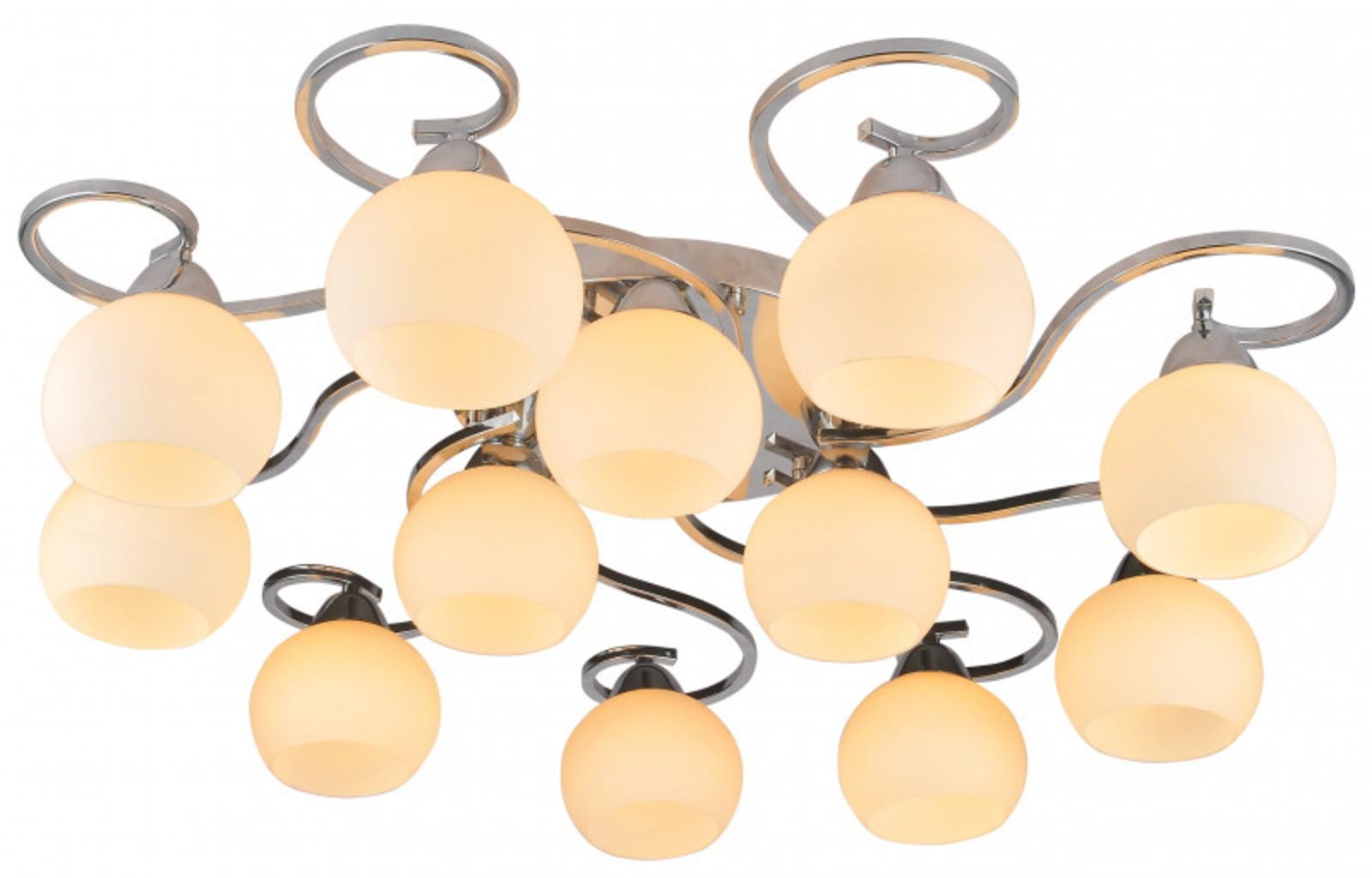 Купить Накладная люстра Накладная люстра ARTE Lamp A6058PL-12CC A6058PL-12CC, HomeMe