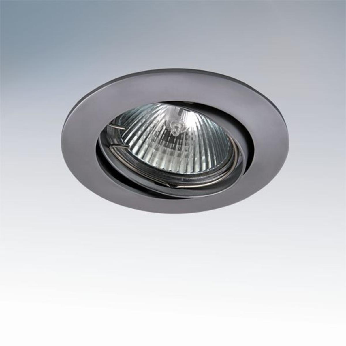 Купить Встраиваемый светильник LEGA HI ADJ 011029, HomeMe