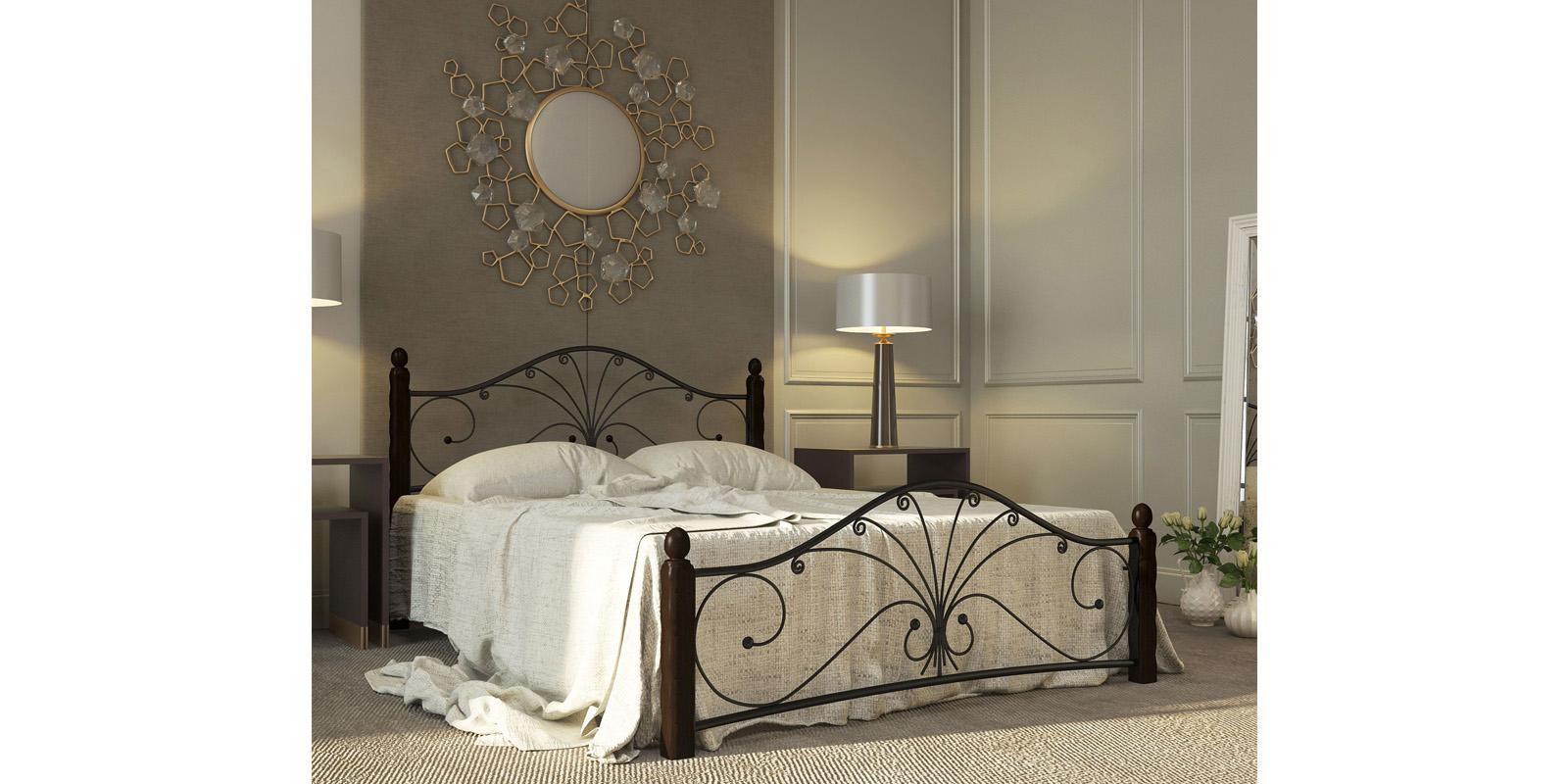 Кованые кровати AFR0654000
