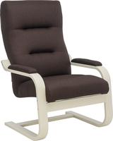 Кресло Leset Оскар Слоновая кость, ткань Малмо 28