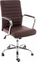 Компьютерное кресло Tongo коричневое 11068