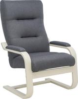 Кресло Leset Оскар Слоновая кость, ткань Малмо 95
