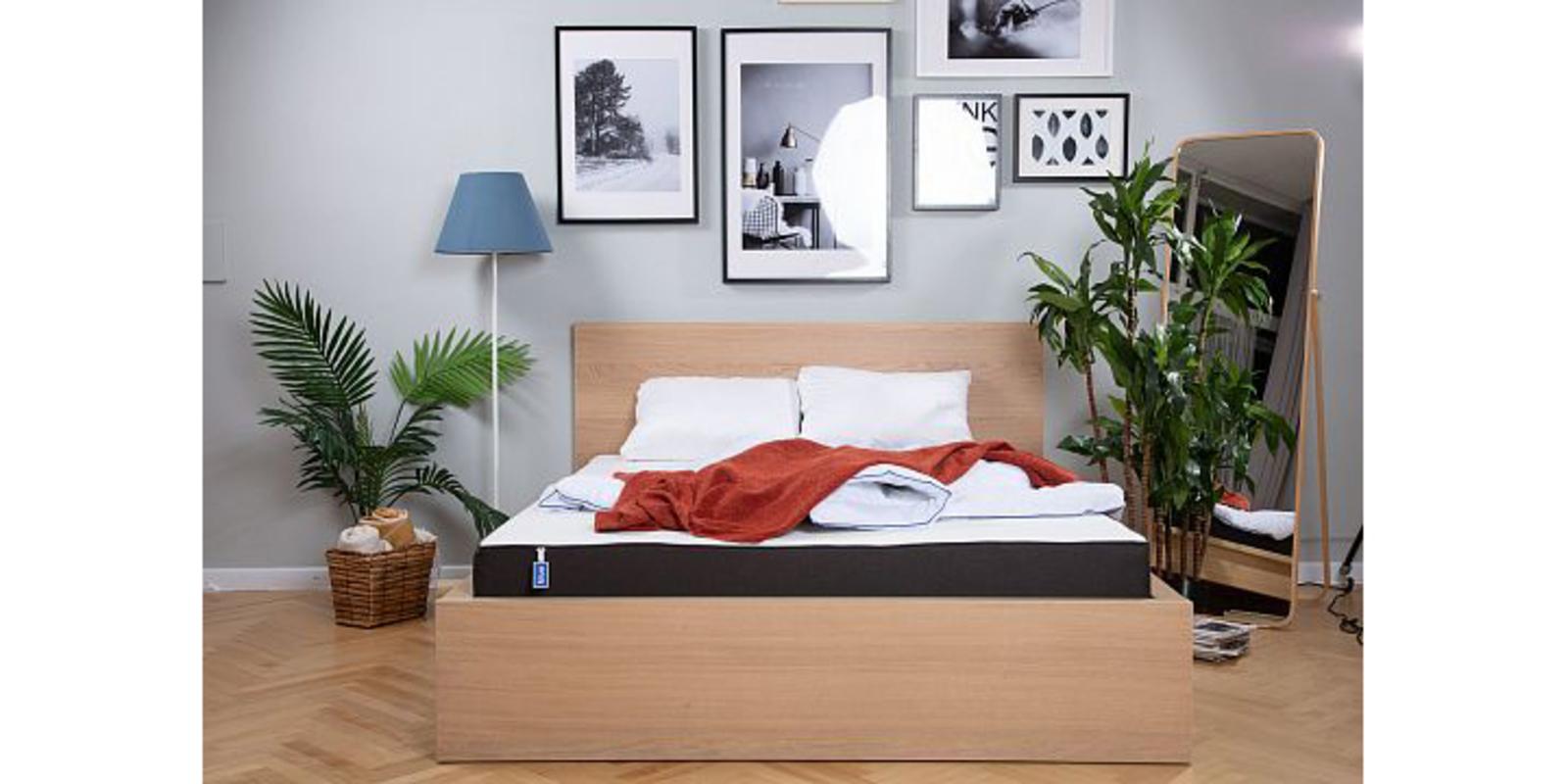 Матрас HomeMe Blue Sleep Concept от Homeme.ru