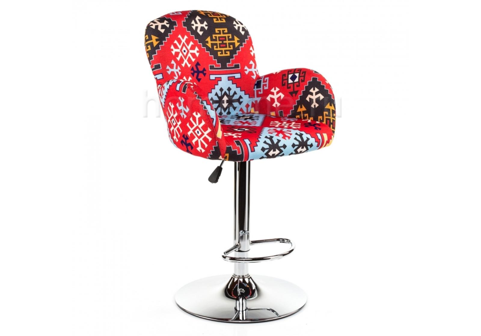 Барный стул Ost красный (1562)