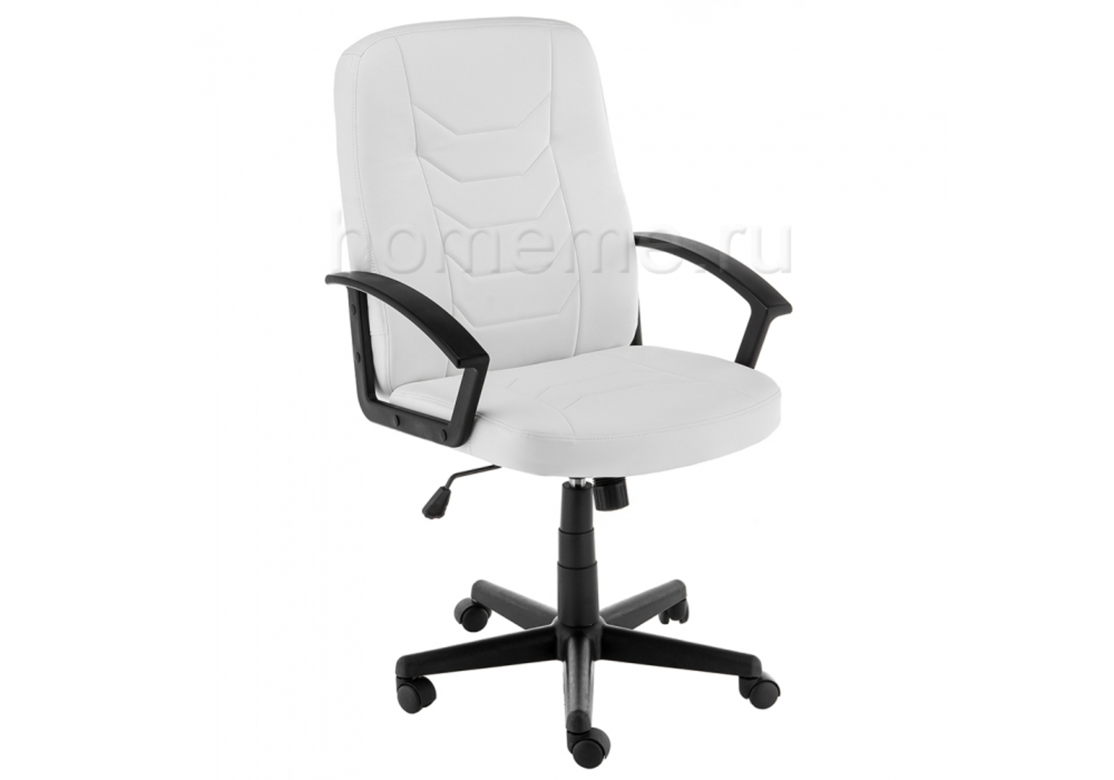 Кресло для офиса HomeMe Darin белое 11267 от Homeme.ru