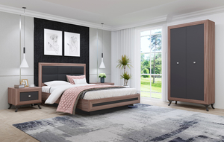 Спальня «Модена» (Комплект 3)