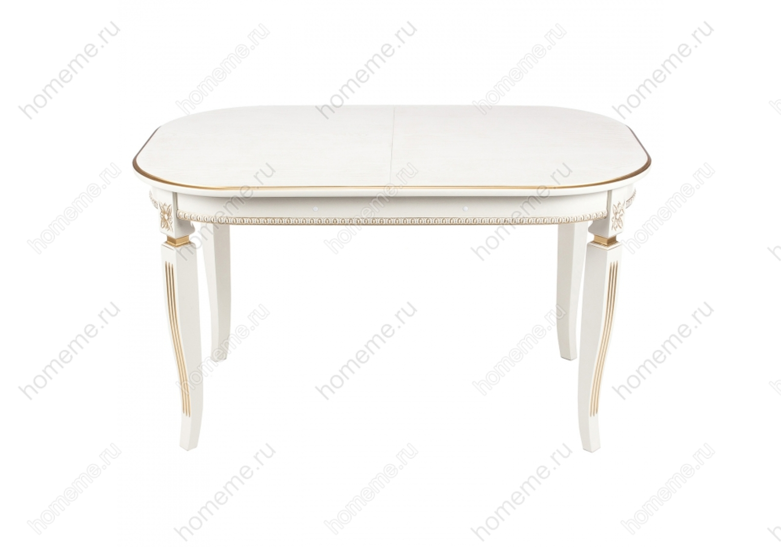 Стол деревянный Romeo молочный 253375 253375