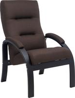 Кресло Leset Лион Венге, ткань Малмо 28