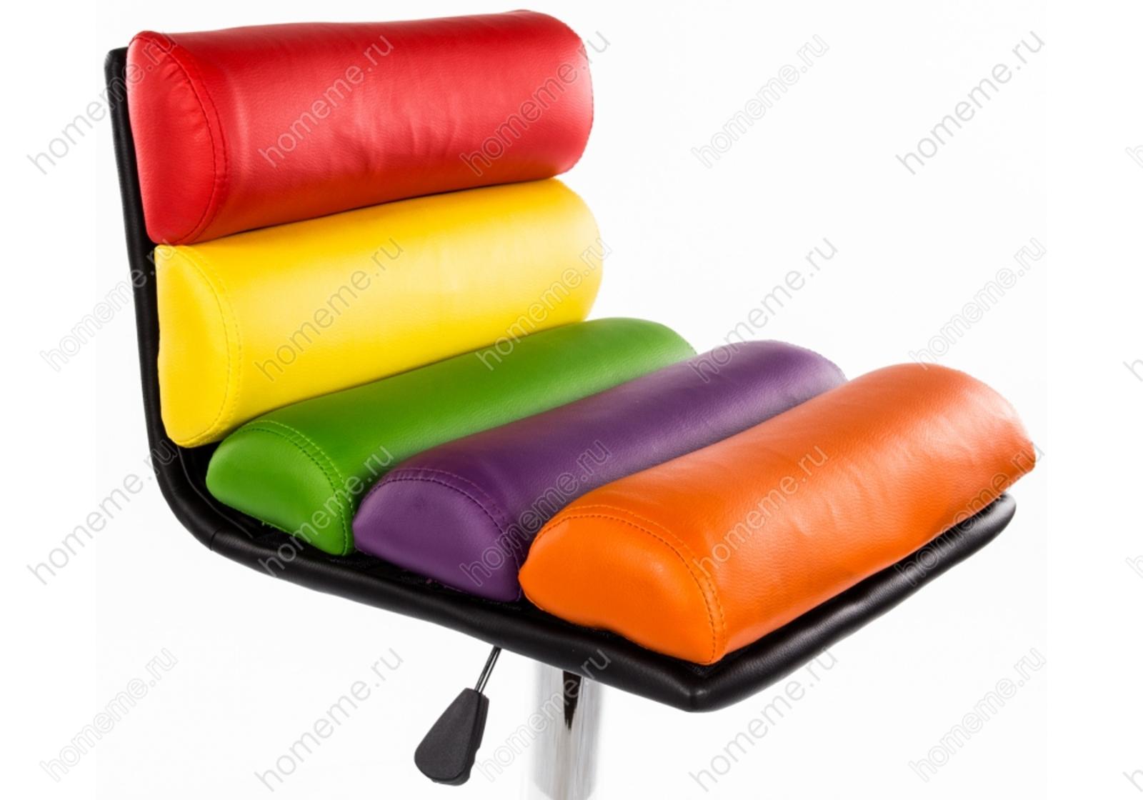 Барный стул Color разноцветный (1261)