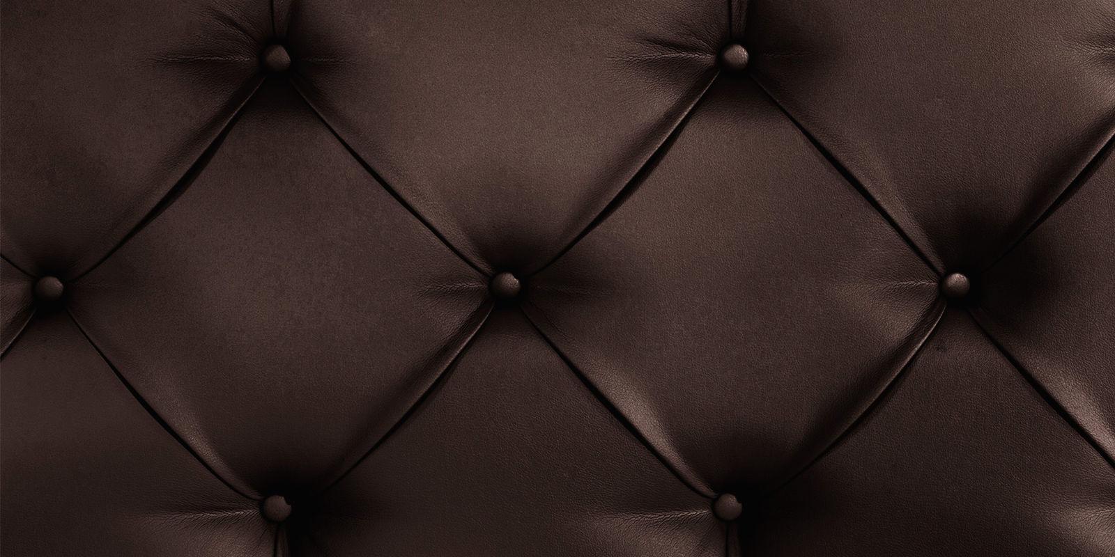 Мягкая кровать 200х160 Малибу вариант №2 с подъемным механизмом (Шоколад)