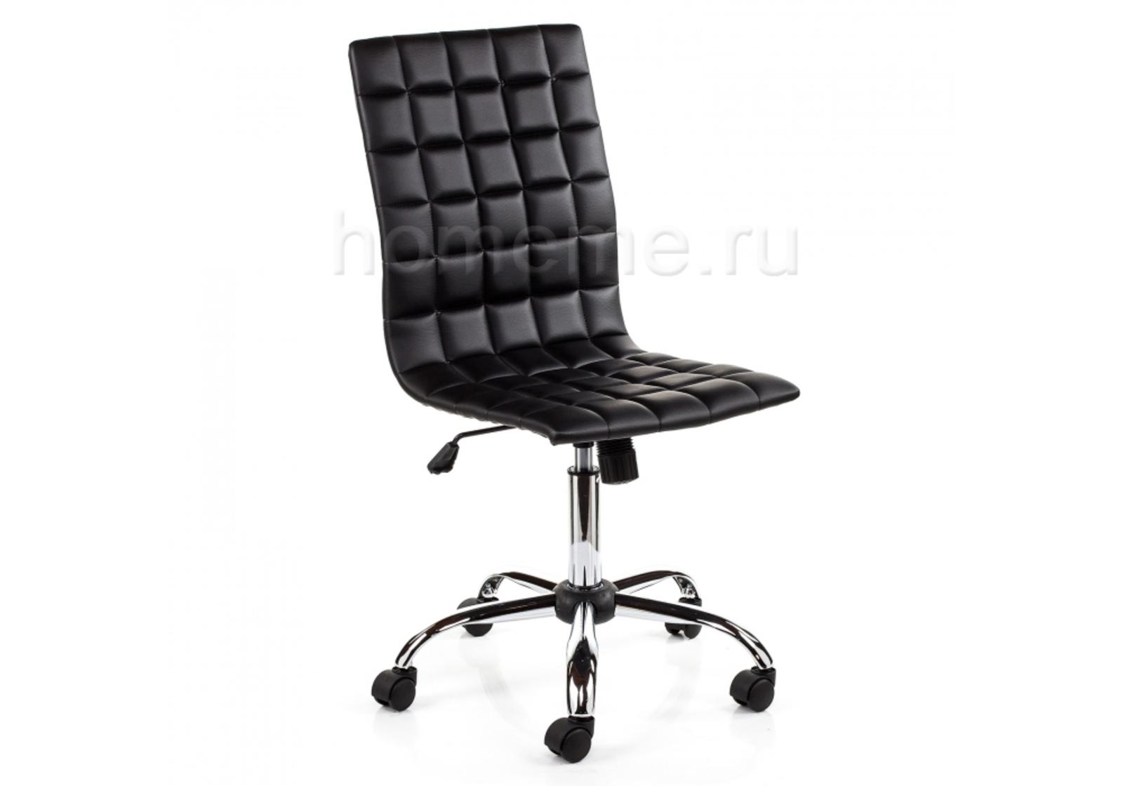 Кресло для офиса HomeMe Strong черный 1557 от Homeme.ru