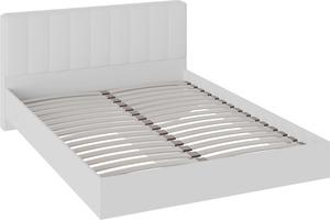 Кровать «Глория» с мягким изголовьем (1400)