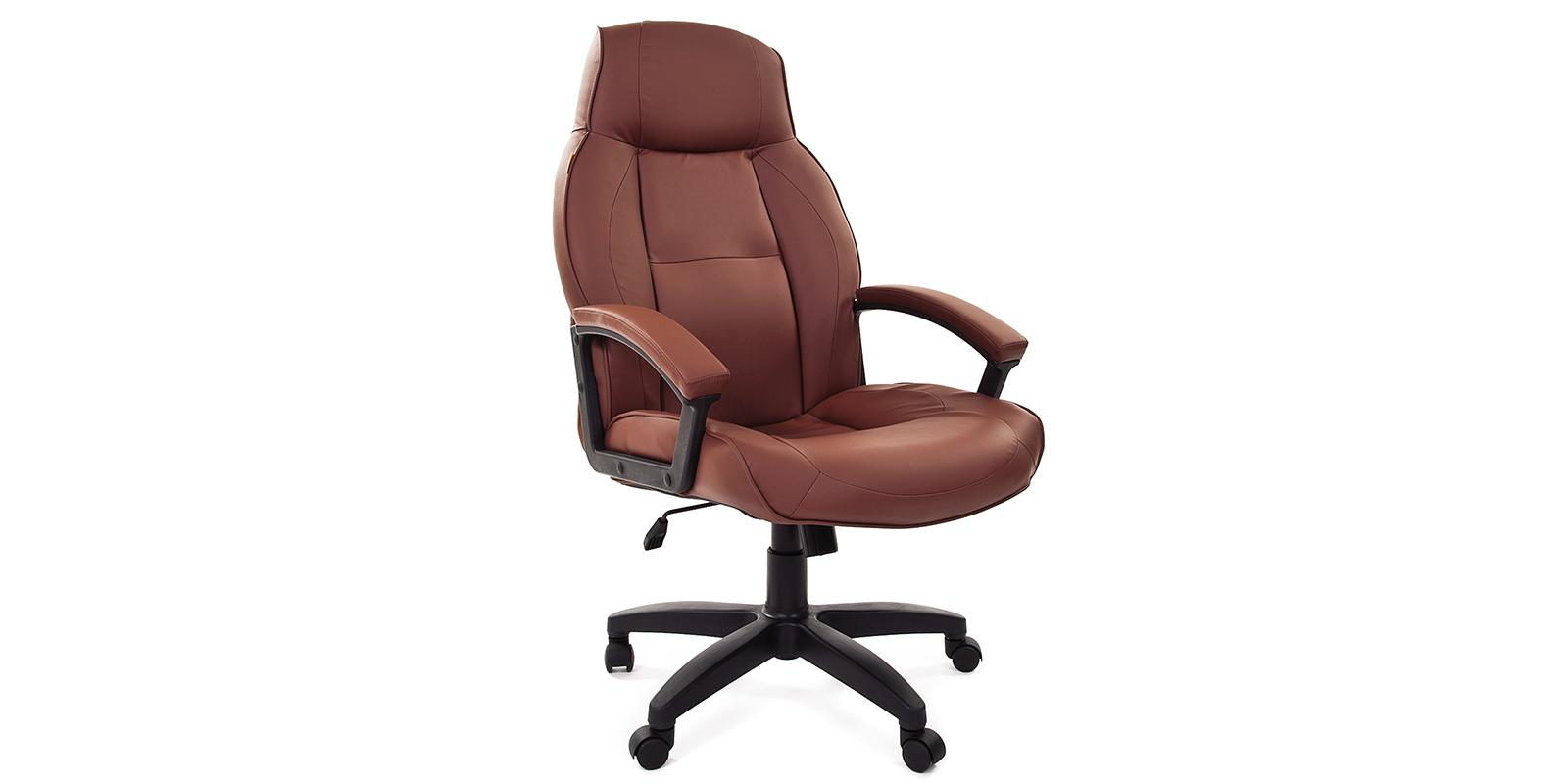 Кресло для руководителя Chairman 436 (коричневый)