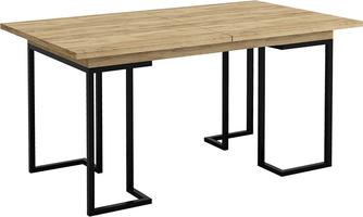 Стол раскладной обеденный Loft 160