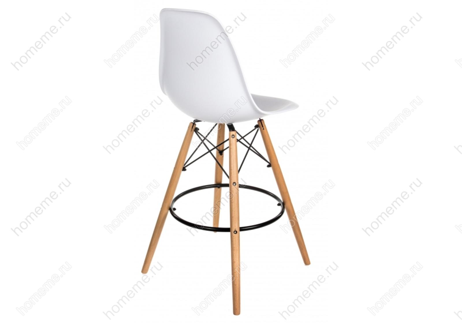 Барный стул Eames PC-007 белый (1354)