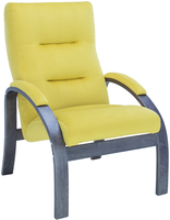 Кресло Leset Лион Венге текстура, ткань V 28