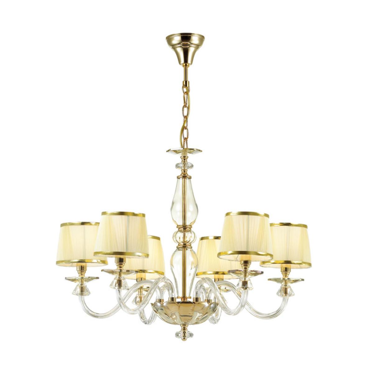 Купить Подвесная люстра Amalia Подвесная люстра Odeon Light 4198/6 (15508), HomeMe
