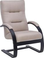 Кресло Leset Монэ Венге, ткань Малмо 05