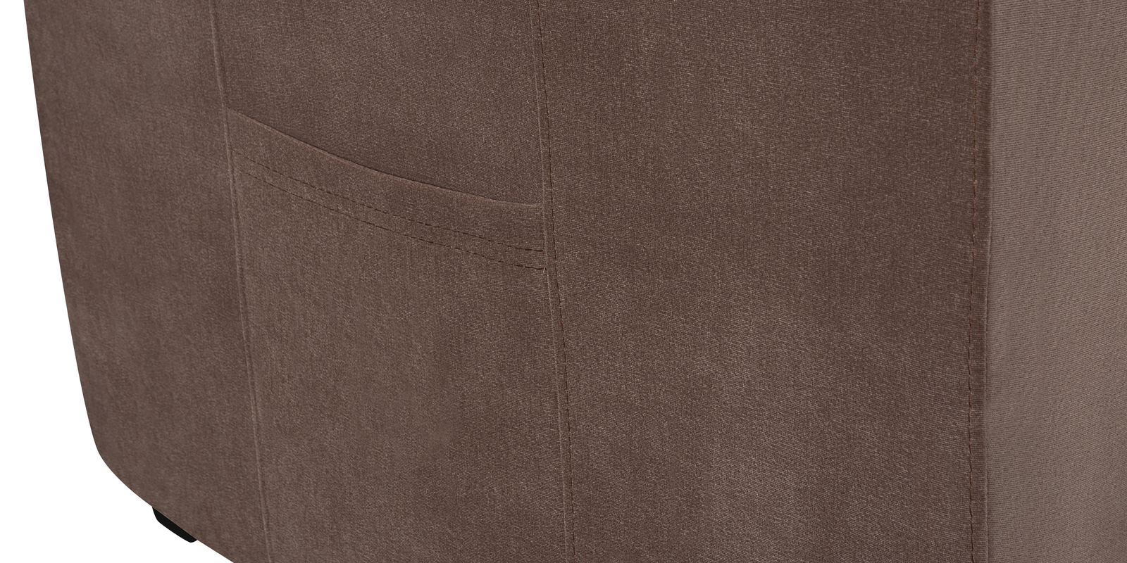 Кресло тканевое Майами Dana светло-коричневый (Вельвет)