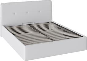 Кровать «Синди» с мягкой обивкой и подъемным механизмом тип 1