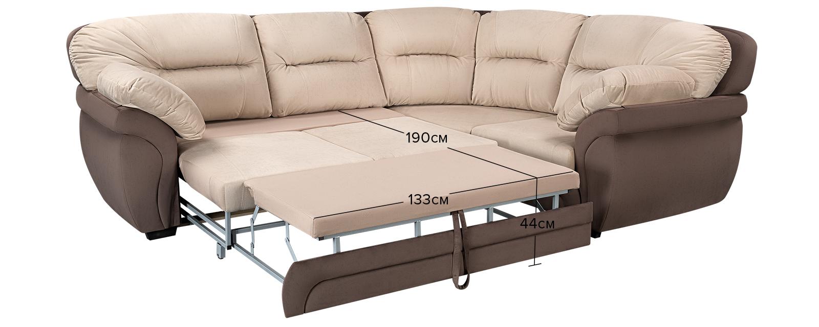 Угловой диван AAA0122016