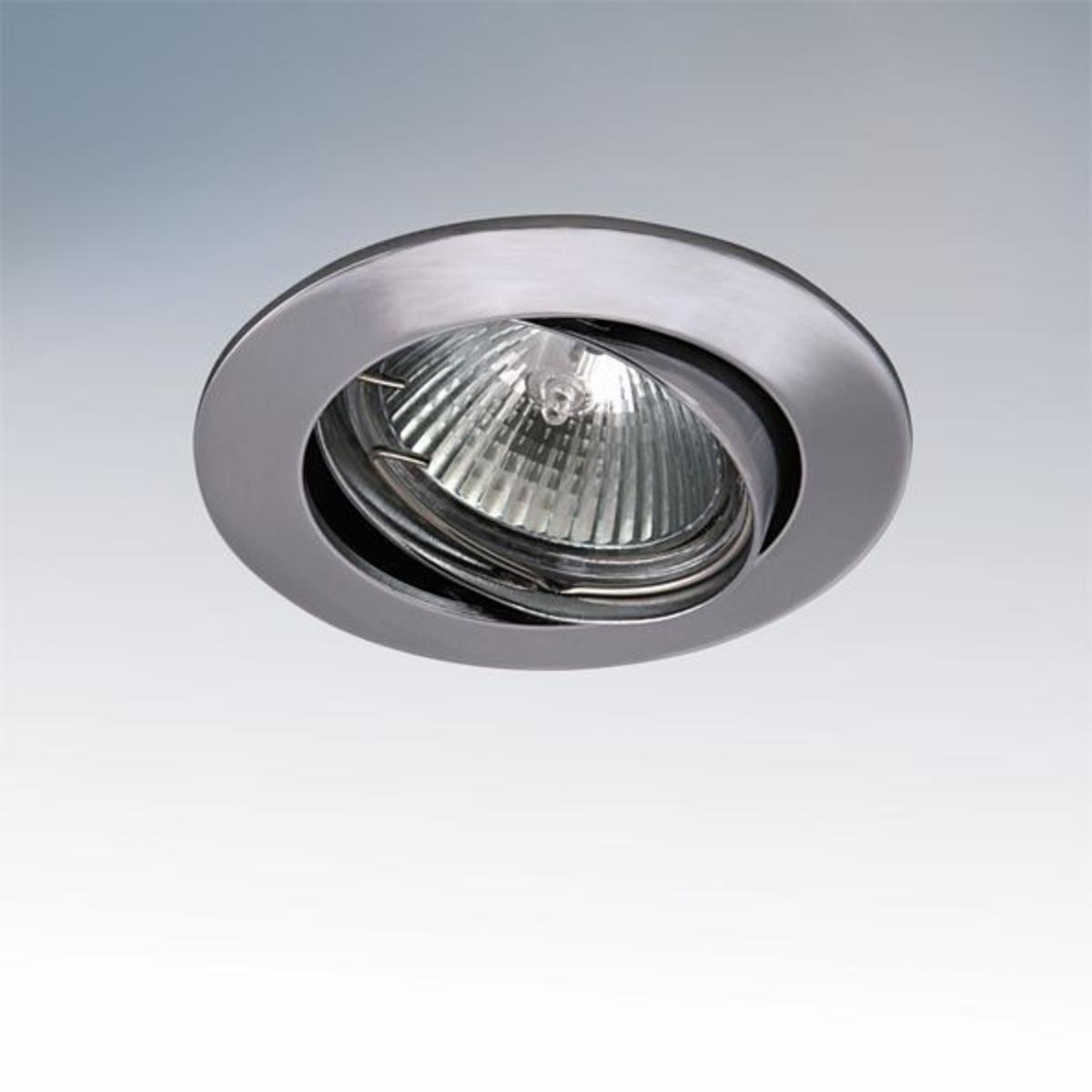 Купить Встраиваемый светильник LEGA HI ADJ 011024, HomeMe