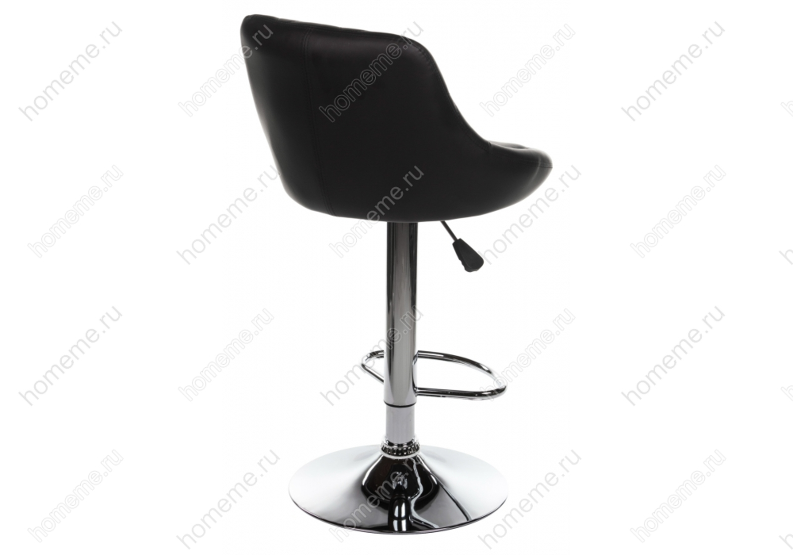 Барный стул Curt черный черный (1414)