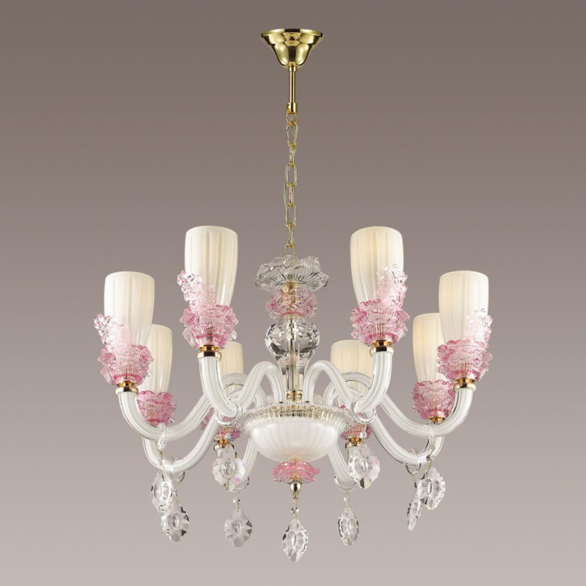 Купить Подвесная люстра ELISA Подвесная люстра Odeon Light 3935/8 (13535), HomeMe