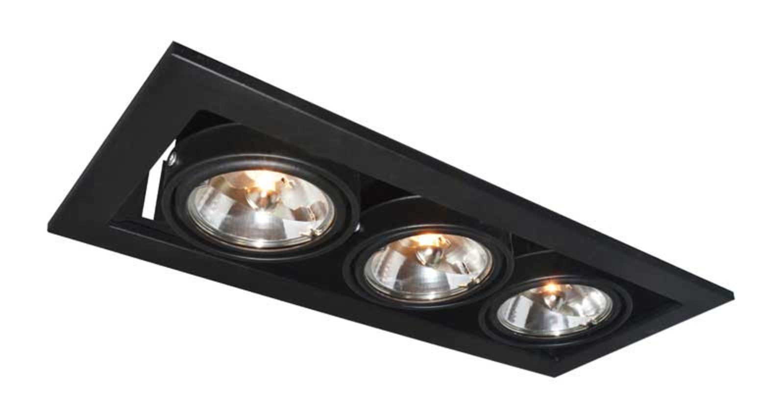 Купить Встраиваемый светильник TECHNIKA A5930PL-3BK, HomeMe