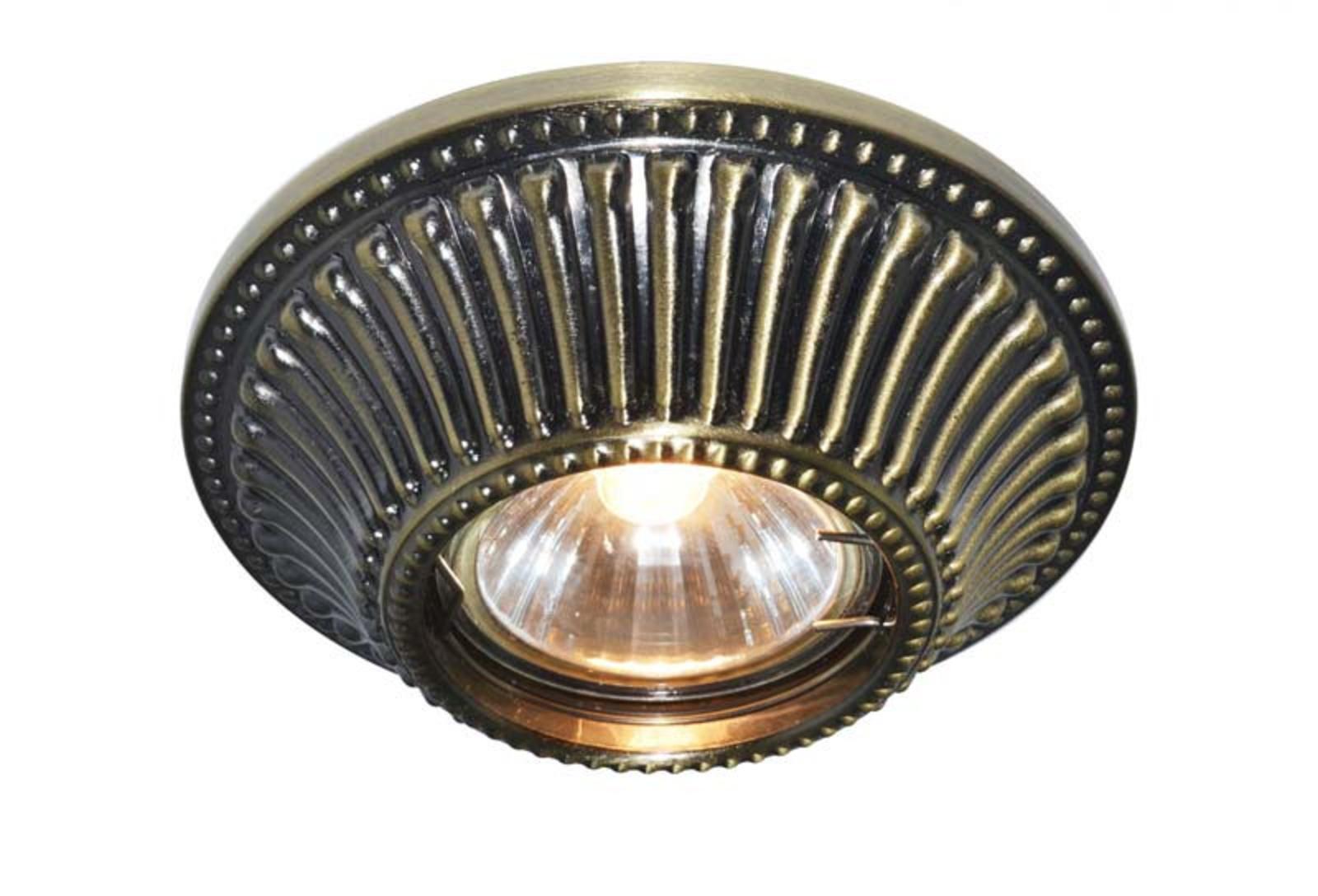 Встраиваемый светильник ARENA A5298PL-1AB HomeMe