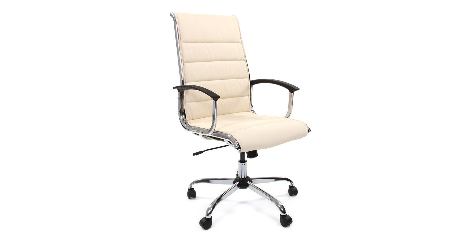 Кресло для руководителя Chairman 760 вариант №1 (бежевый)
