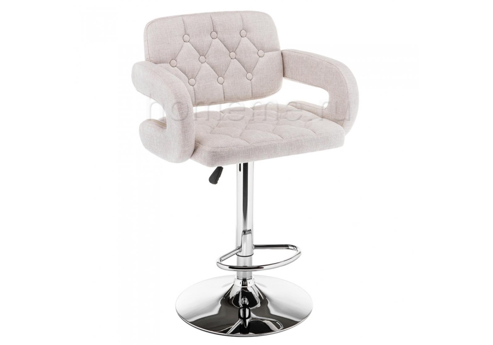 Барный стул Shiny ткань cream 11256 Shiny ткань cream 11256 (15301)