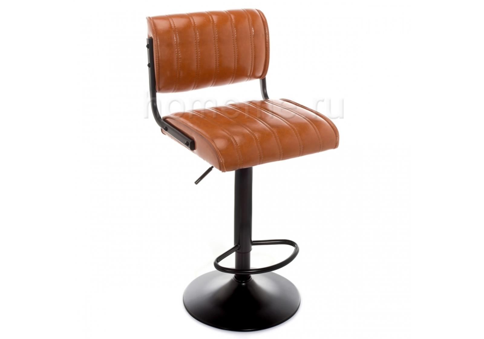 Барный стул Kuper loft коричневый 11357 Kuper loft коричневый 11357 (17555)