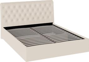 Кровать «Скарлет» с мягким изголовьем