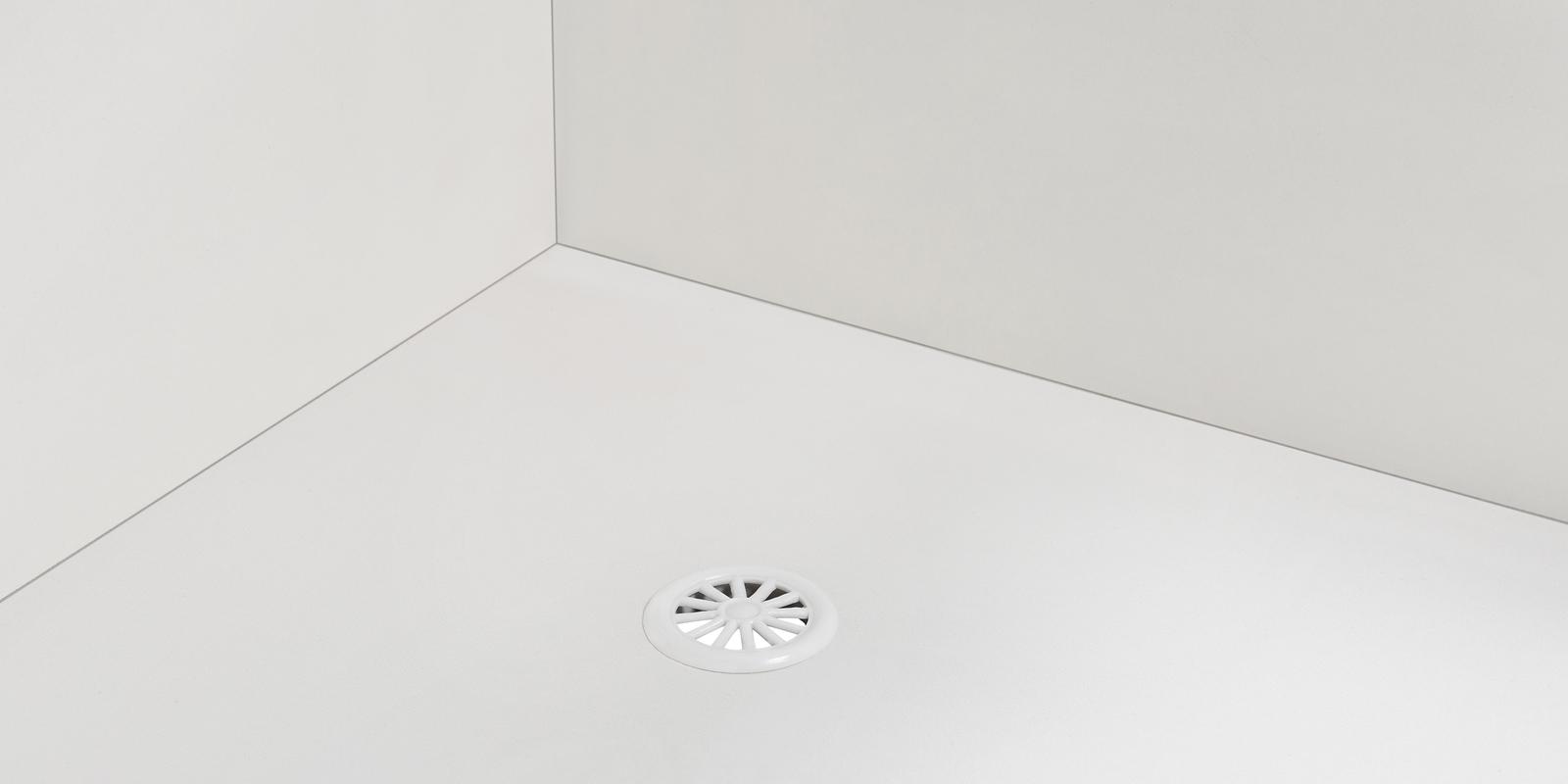 Диван тканевый угловой Рейн Paloma светло-серый (Рогожка + Экокожа)