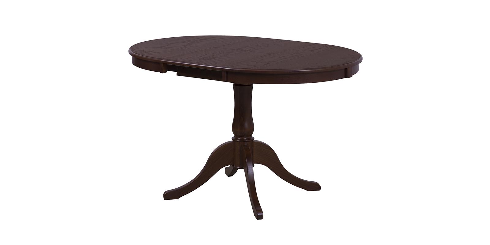Обеденный стол Амадей (орех темный)
