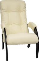 Кресло для отдыха Модель 61 Венге, к/з Dundi 112