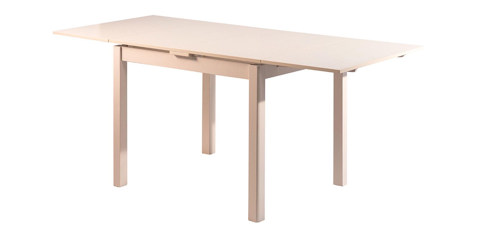 Обеденный стол Франц (слоновая кость/валенсия)