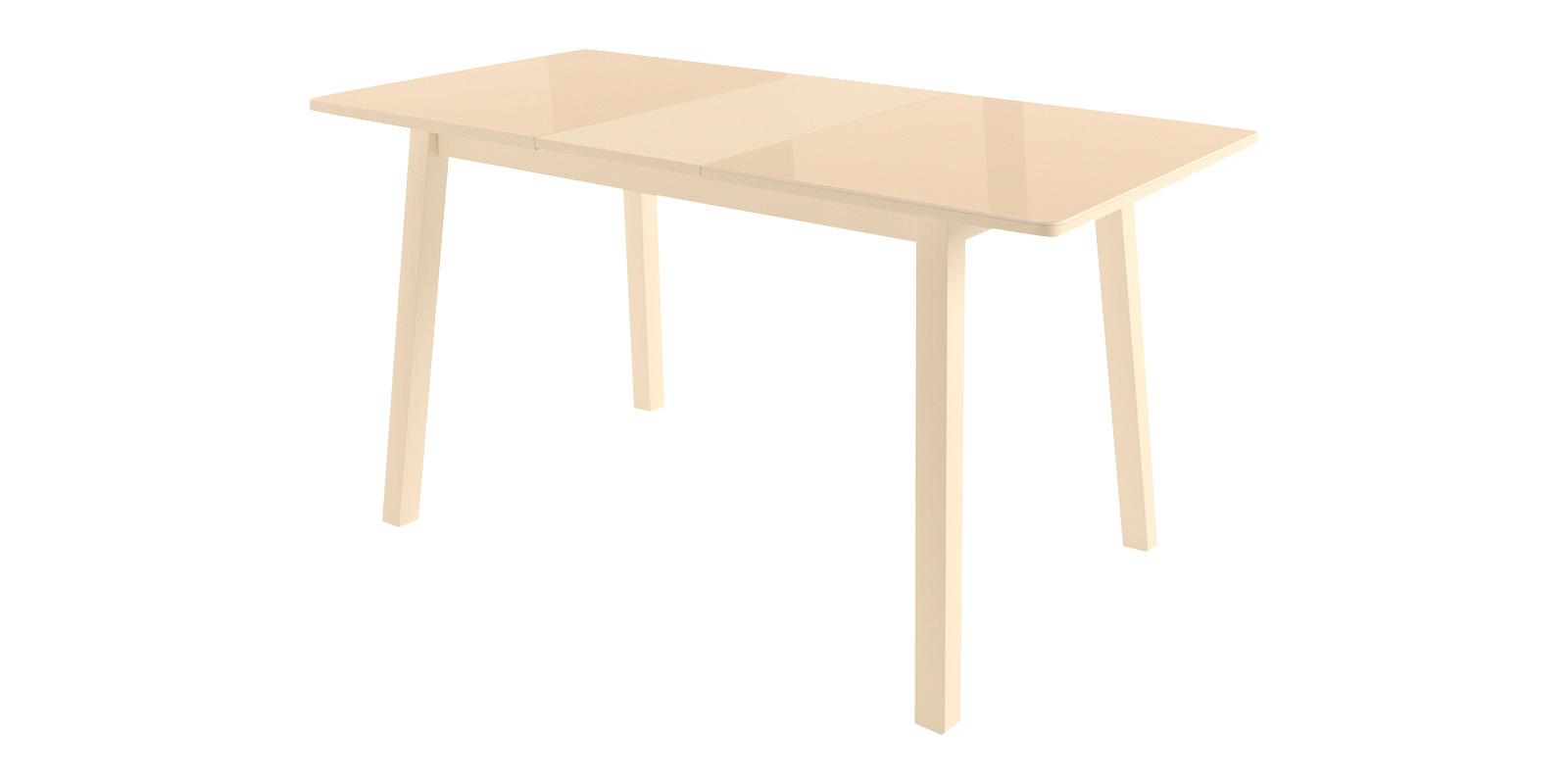 Обеденный стол Тирк 2 (кремовый)