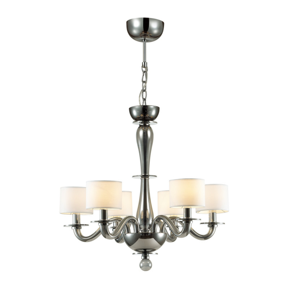 Купить Подвесная люстра LAURA Подвесная люстра Odeon Light 4196/6 (15506), HomeMe