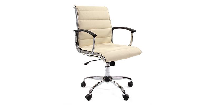 Кресло для руководителя Chairman 760 вариант № 2 (бежевый)