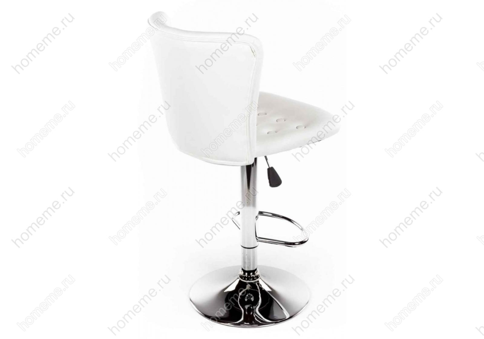Барный стул Gerom белый (1265)